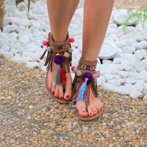 sandales-multicolores